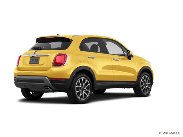 New Car 2017 FIAT 500X Trekking