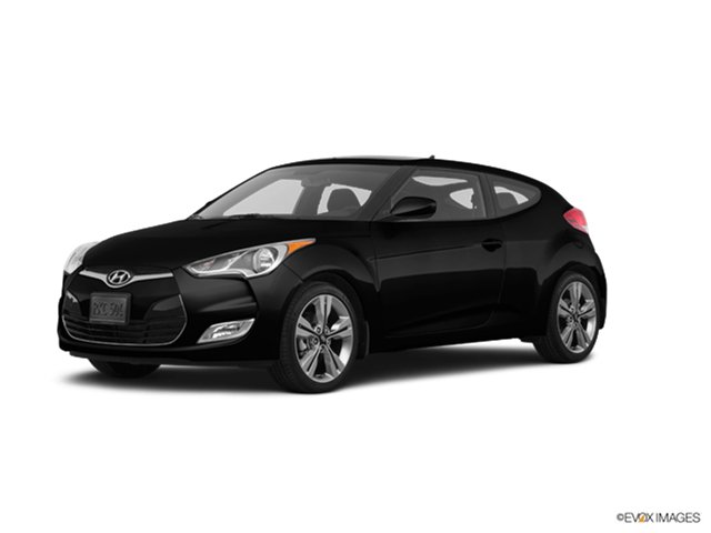 New Car 2017 Hyundai Veloster Value Edition