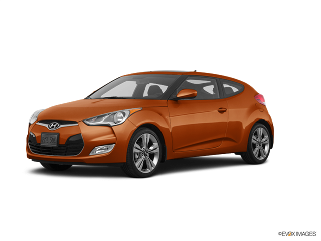 Most Popular Hatchbacks of 2017 - 2017 Hyundai Veloster
