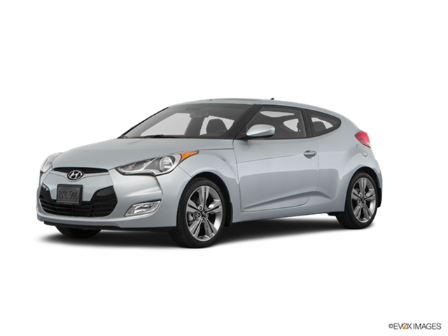 New Car 2017 Hyundai Veloster