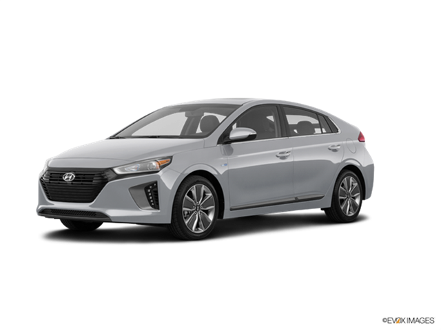 New Car 2018 Hyundai Ioniq Hybrid Limited