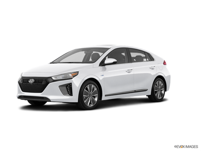 2017 hyundai ioniq hybrid limited new car prices kelley blue book. Black Bedroom Furniture Sets. Home Design Ideas