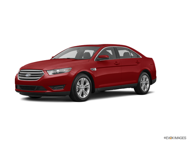 New Car 2018 Ford Taurus SEL