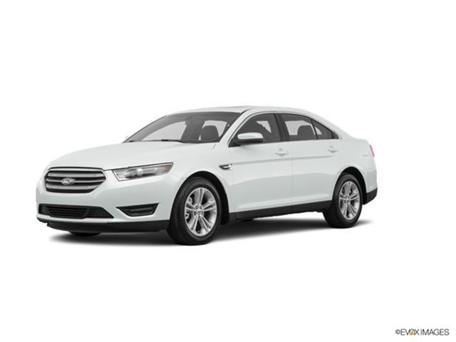 New Car 2018 Ford Taurus SE