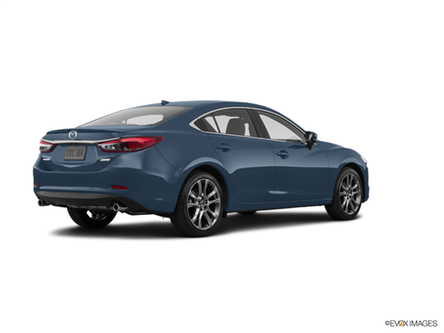 New Car 2017 Mazda MAZDA6 Grand Touring