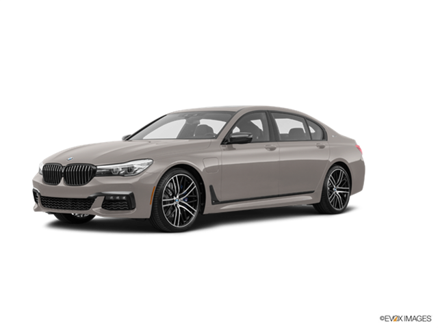 New Car 2017 BMW 7 Series 740e xDrive