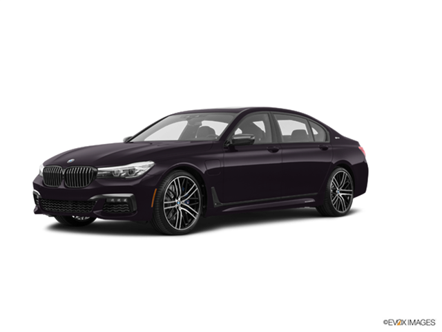 New Car 2018 BMW 7 Series 740e xDrive