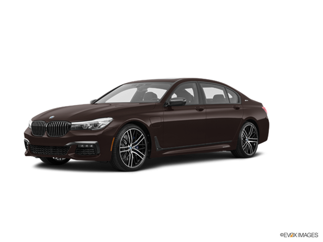 Highest Horsepower Hybrids of 2018 - 2018 BMW 7 Series
