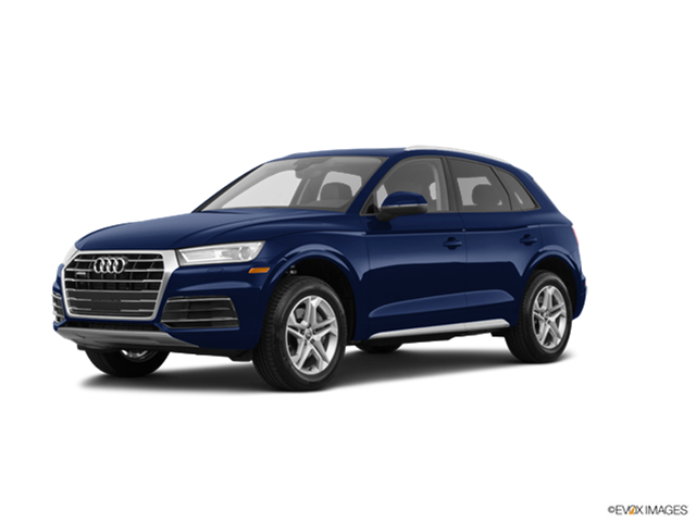 Best Safety Rated Crossovers of 2018 - 2018 Audi Q5