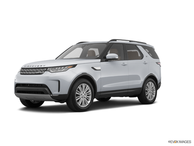 New Car 2017 Land Rover Discovery HSE