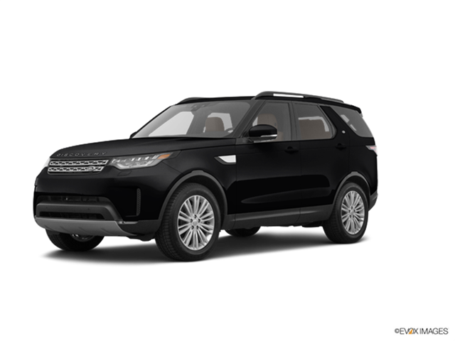 New Car 2018 Land Rover Discovery HSE
