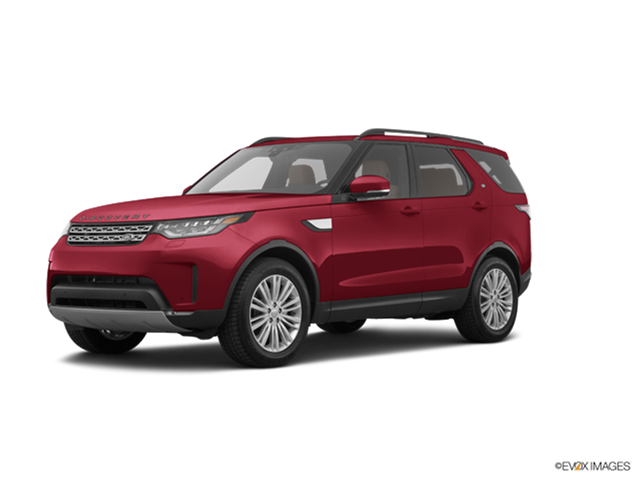 2017 Land Rover Discovery Se New Car Prices Kelley Blue Book