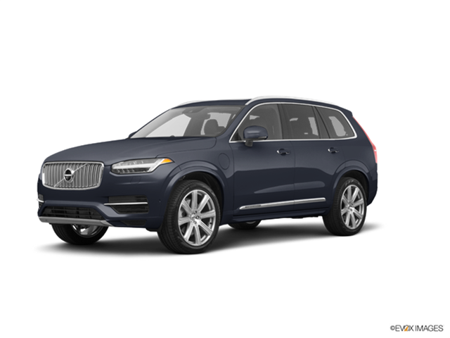 New Car 2017 Volvo XC90 T8 Excellence