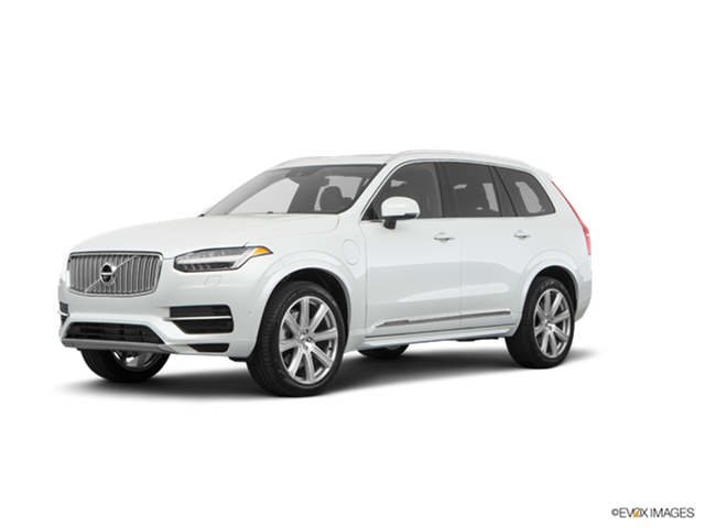 New Car 2018 Volvo XC90 T8 R-Design