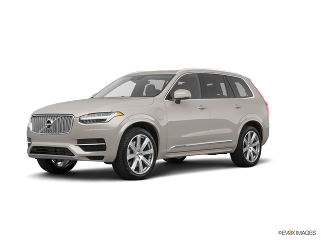 Highest Horsepower Hybrids of 2018 - 2018 Volvo XC90