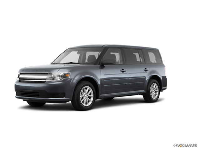 Most Popular Crossovers of 2018 - 2018 Ford Flex