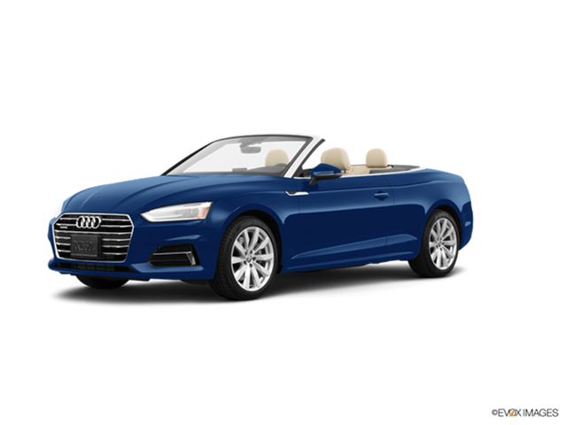 Most Fuel Efficient Convertibles of 2018 - 2018 Audi A5