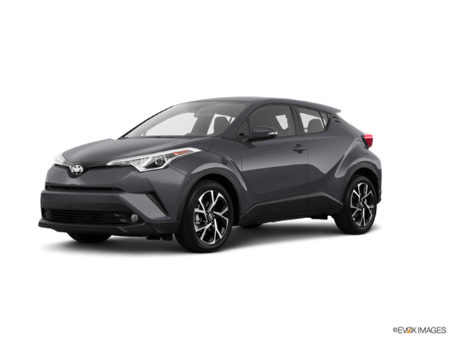 New Car 2018 Toyota C-HR XLE Premium