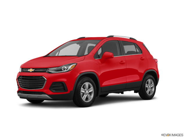 Best Safety Rated SUVs of 2018 - 2018 Chevrolet Trax