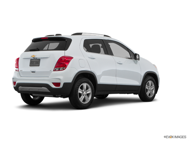 New Car 2018 Chevrolet Trax Premier