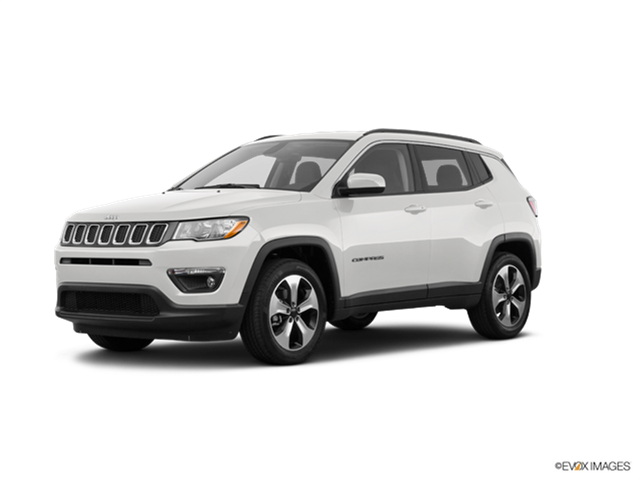 New Car 2019 Jeep Compass Latitude
