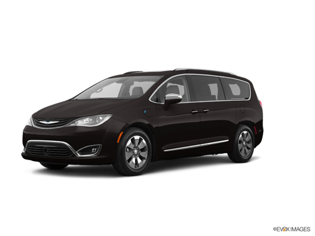 Top Consumer Rated Vans/Minivans of 2017 - 2017 Chrysler Pacifica Hybrid