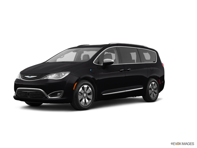 New Car 2017 Chrysler Pacifica Hybrid Platinum