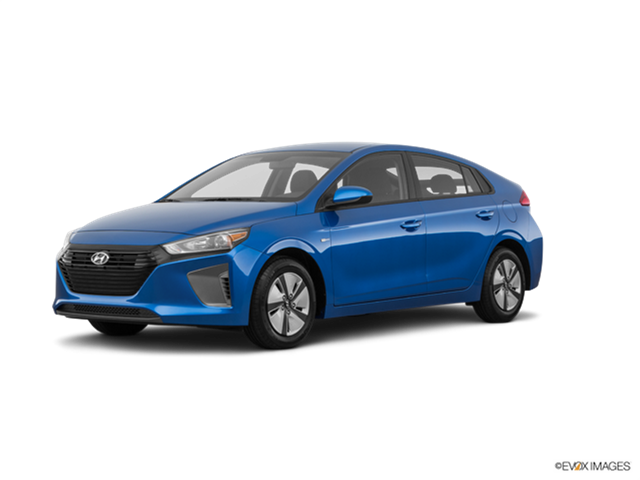 Top Expert Rated Hatchbacks of 2018 - 2018 Hyundai Ioniq Hybrid