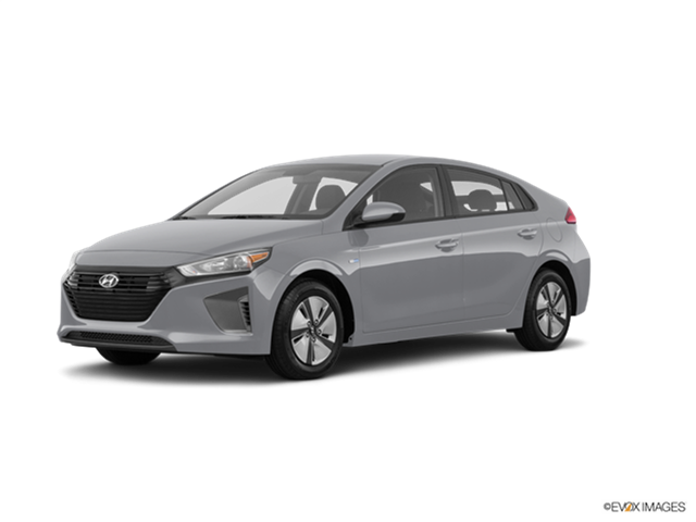 New Car 2019 Hyundai Ioniq Hybrid Blue