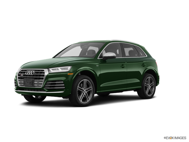 Highest Horsepower Crossovers of 2018 - 2018 Audi SQ5