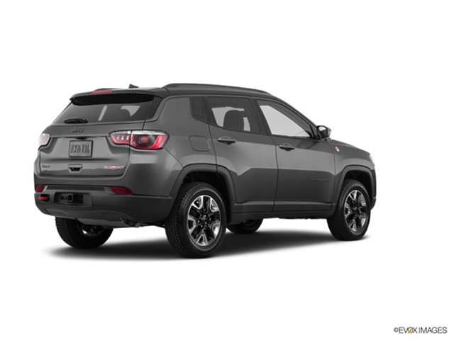 New Car 2019 Jeep Compass Trailhawk