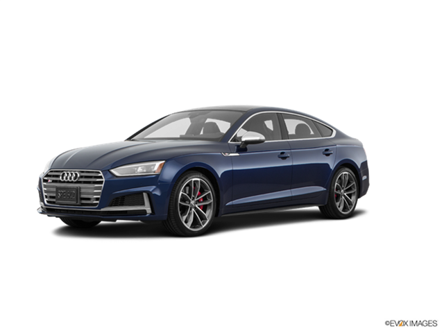 Top Expert Rated Sedans of 2018 - 2018 Audi S5