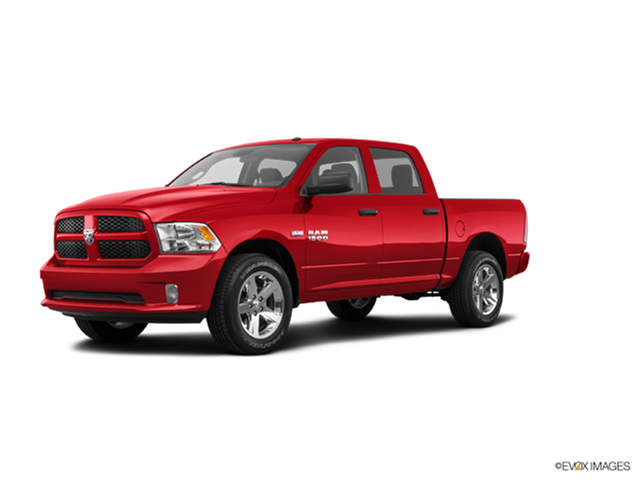 Highest Horsepower Trucks of 2017 - 2017 Ram 1500 Crew Cab