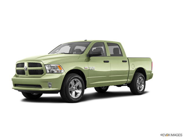 New Car 2017 Ram 1500 Crew Cab SLT