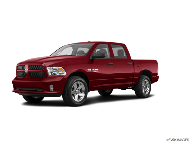 New Car 2017 Ram 1500 Crew Cab Tradesman