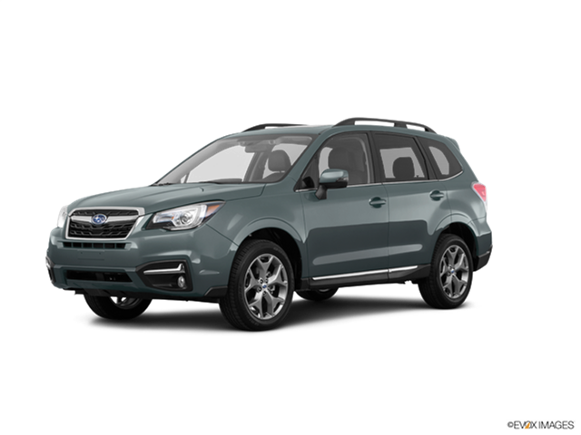 2018 subaru forester touring new car prices kelley. Black Bedroom Furniture Sets. Home Design Ideas