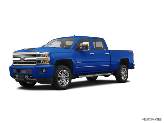 2018 Chevrolet Silverado 2500 HD Crew Cab High Country ...