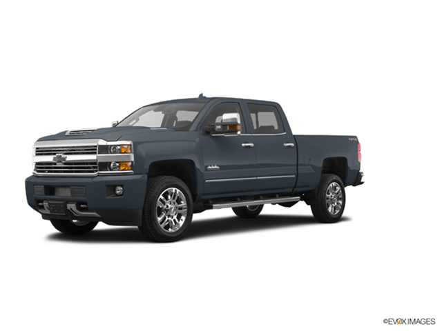 New Car 2019 Chevrolet Silverado 2500 HD Crew Cab High Country