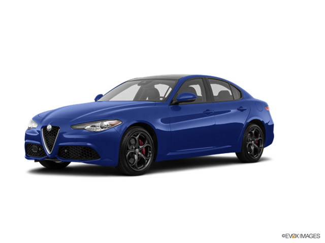Top Consumer Rated Sedans of 2017 - 2017 Alfa Romeo Giulia