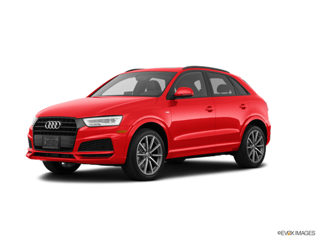 Top Consumer Rated SUVs of 2018 - 2018 Audi Q3