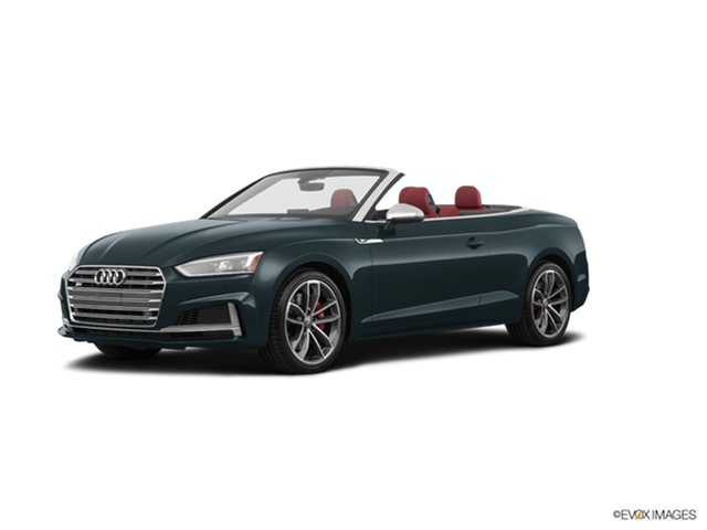 Top Expert Rated Convertibles of 2018 - 2018 Audi S5