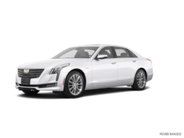 2017 Cadillac Ct6 3.6 L Premium Luxury >> 2018 Cadillac CT6 | Kelley Blue Book