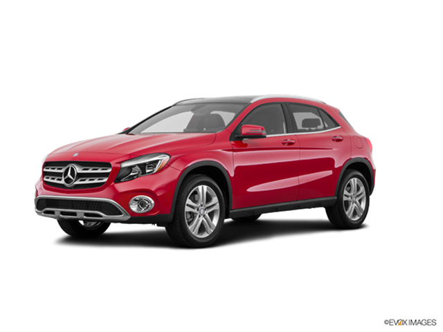 Most Fuel Efficient Luxury Vehicles of 2018 - 2018 Mercedes-Benz GLA