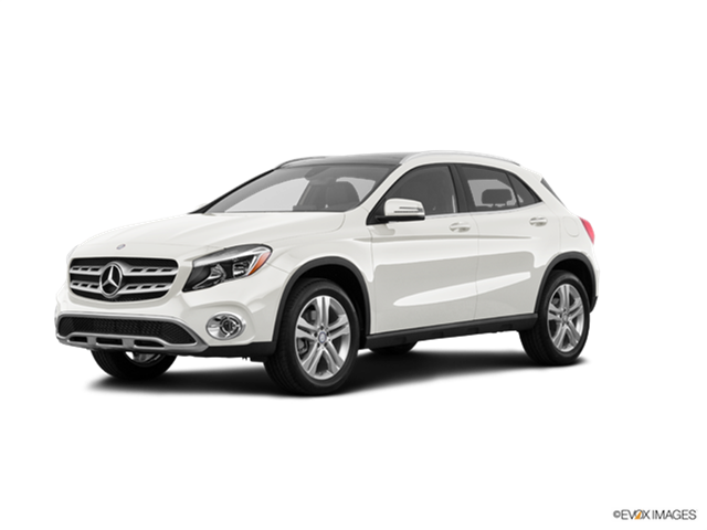 2018 mercedes benz gla 250 4matic new car prices kelley blue book. Black Bedroom Furniture Sets. Home Design Ideas