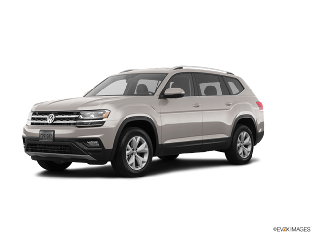 New Car 2018 Volkswagen Atlas S 4Motion