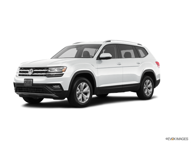 New Car 2018 Volkswagen Atlas SE 4Motion