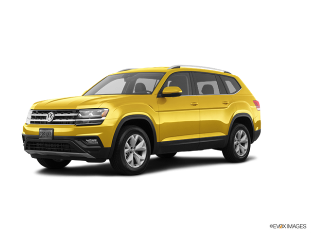 New Car 2018 Volkswagen Atlas Launch Edition 4Motion