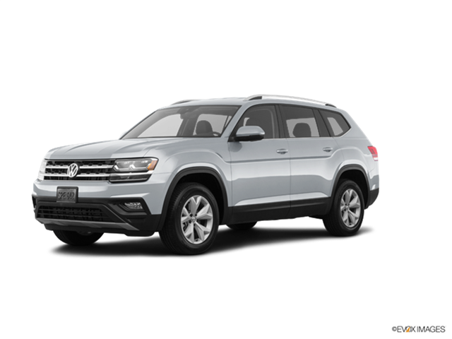 New Car 2018 Volkswagen Atlas SE