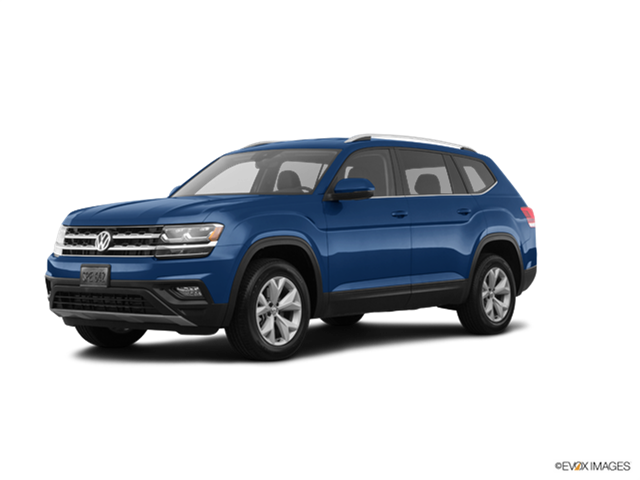 New Car 2018 Volkswagen Atlas S