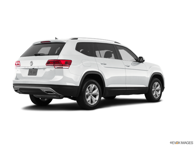 New Car 2018 Volkswagen Atlas SE 4Motion w/Tech Pkg